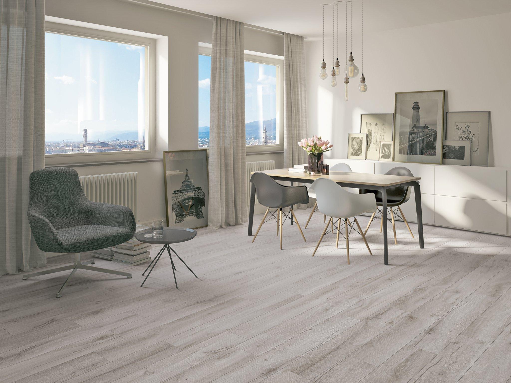 Briccola pavimento legno grigio 02 styl casa - Pavimento legno bagno ...